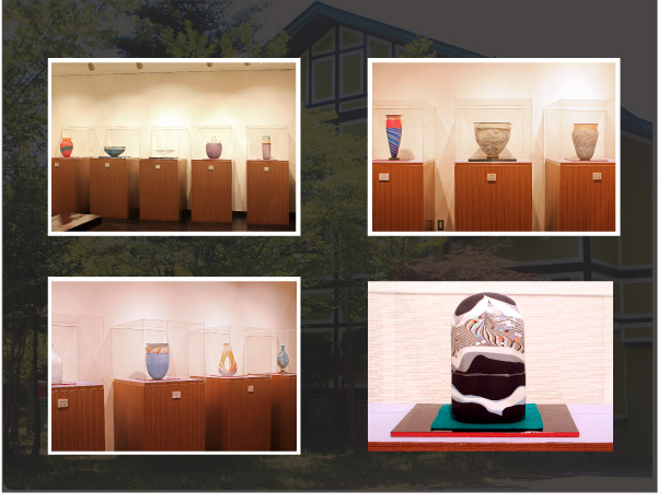 2階 石井康治 作品展示室
