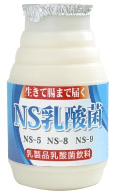NS乳酸菌飲料商品画像